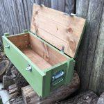 Wooden Storage Keepsakes